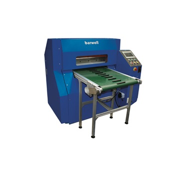 Barwell Rubber Strip Cutting Machine